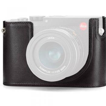 LEICA PROTECTOR Q (TYP 116), BLACK LEATHER