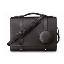 LEICA DAY-BAG TASCHE Q (TYP 116) BLACK LEATHER