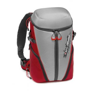 MOCHILA MANFROTTO OFF ROAD STUNT GRIS/ROJA    MFMBOR-ACT-BPGY