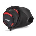 MIGGÖ GRIP AND WRAP BRIDGE ROJO/NEGRO - CORREA Y FUNDA 2 EN 1