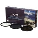 HOYA KIT 58MM (UV/PL-CIR/ND8)  58980