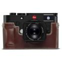 LEICA PROTECTOR LEATHER M10 VINTAGE BROW   24021