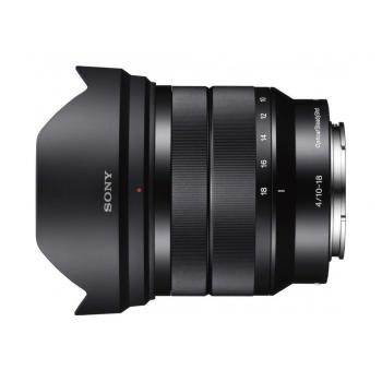 SONY SEL 10-18MM F.4 MOUNT E
