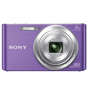 SONY W830 VIOLETA + FUNDA + 8GB