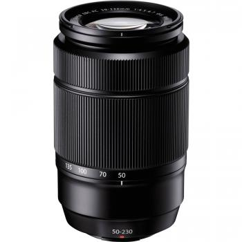 FUJI XC50-230MM F.4,5-6,7 OIS BLACK