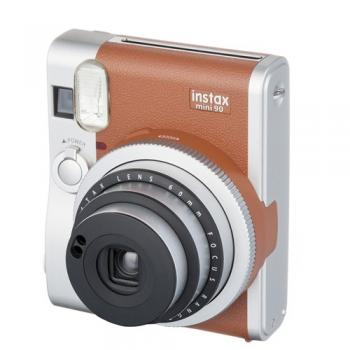 CAMARA FUJI INSTAX MINI 90 MARRON