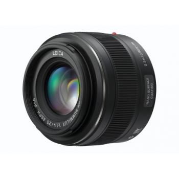 PANASONIC 25MM F.1.4 MICRO 4/3 DG SUMMILUX