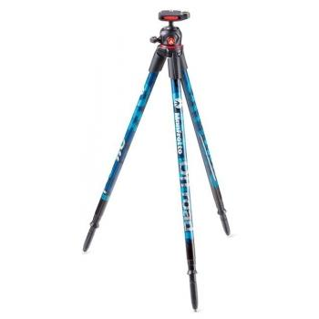 TRIPODE MANFROTTO OFF ROAD AZUL MFMKOFROADB