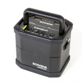 KIT BATERIA BOWENS TRAVELPAK SMALL BO-47697