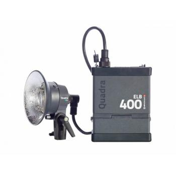 KIT ELINCHROM ELB 400 ONE PRO HEAD TO GO EL10413.1