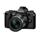 OLYMPUS EM5 MARK II NEGRA +12-50MM NEGRO( ESTANCO)+FUNDA+SD16GB