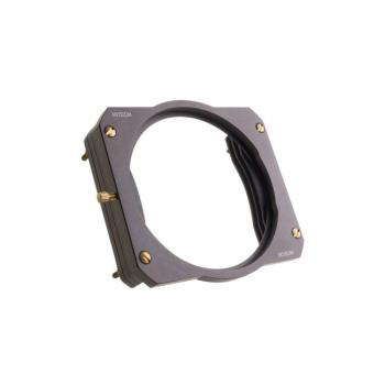 PORTAFILTRO HITECH 100MM ALUMINIUM MODULAR HOLDER