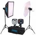 FOTIMA FTF-160 KIT FLASH ESTUDIO 2X160