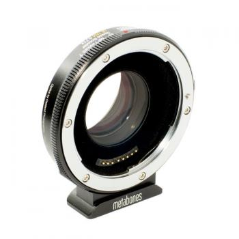 ADAPTADOR METABONES CANON EF - M4/3 T SPEED BOOSTER ULTA 0,71X