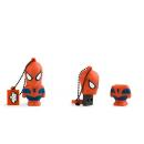 MEMORIA USB 8GB SPIDERMAN SUPERHEROES