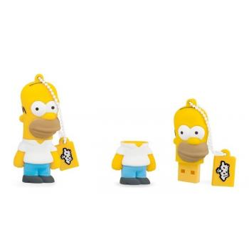 MEMORIA USB 8GB HOMER SIMPSON