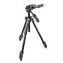 TRIPODE MANFROTTO 290 LIGHT CON RÓTULA 3-WAY MFMK290LTA3-3W KIT ALUMINIO
