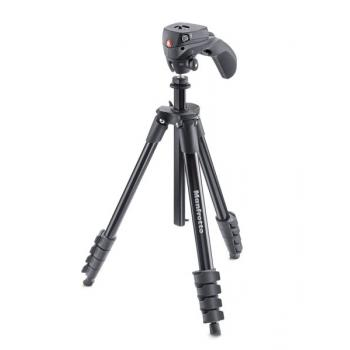TRIPODE MANFROTTO MFMKCOMPACTACNB COMPACT ACTION NEGRO