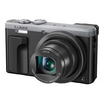 PANASONIC LUMIX TZ80 PLATA - 18MPX ZOOM 30X(24/720MM) 4K