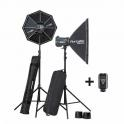 KIT ELINCHROM BRX 500/500 SOFTBOX TO GO EL20749.2
