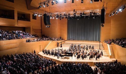L'Auditori de Barcelona - Concierto piano y orquesta Lang Lang