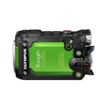 OLYMPUS TG-TRACKER VERDE- SUMERGIBLE-VÍDEO 4K-WI-FI-OI.TRACK