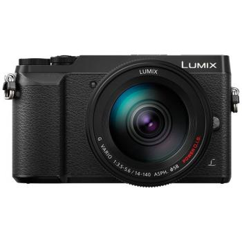 PANASONIC LUMIX GX80 + 14-140MM