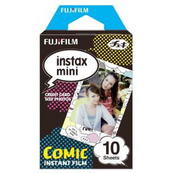 CARGA FUJI INSTAX MINI COMIC (10H)