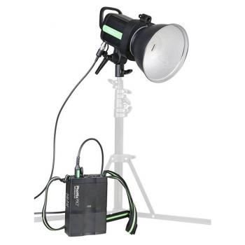 KIT FLASH INDRA 500 TTL + BATERIA PACK  PX00306