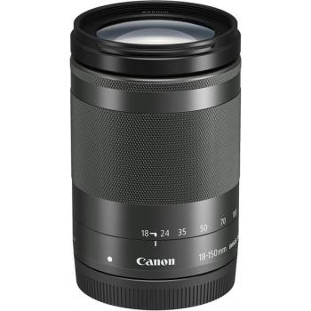 CANON EF-M 18-150MM F3.5-6.3 IS STM NEGRO (PARA EOS M)