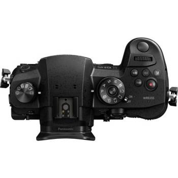 PANASONIC DC-GH5 (LUMIX DMC-GH5) - 4K - 20,3 MPX - 6K PHOTO - WIFI - BLUETOOTH - DC-GH5