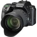 PENTAX K-70 + 18-135MM WR  NEGRA (24 MPX APS-C - PIXEL SHIFT - 102400 ISO) K70