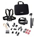 ROLLEI KIT DE ACCESORIOS OUTDOOR P/ACTION CAM