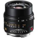 LEICA APO-SUMMICRON-M 50MM F/2 ASPH., BLACK ANODIZED FINISH