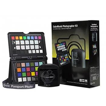COLORMUNKI PHOTOGRAPHER KIT X-RITE      XRIT244