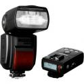 KIT FLASH MODUS 600RT PARA CANON + EMISOR INALÁMBRICO