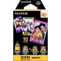 CARRETE FUJI INSTAX MINI MINION 10H