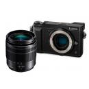 PANASONIC LUMIX GX80 + 12-60MM F.3.5-5.6 (16 MPX. - 4K - WIFI)