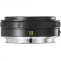 Leica Elmarit-TL 18mm f2.8 ASPH - Color Negro