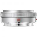Leica Elmarit-TL 18mm f2.8 ASPH - Color Silver (Plata)