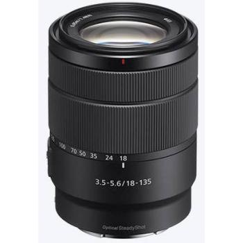 Sony SEL 18-135mm f3.5-5.6 OSS - Objetivo CSC para APS-C SEL18135.SYX