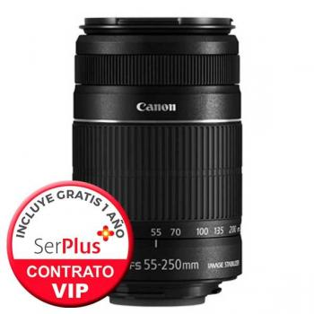 CANON EF-S 55-250MM F.4-5,6 IS II STM