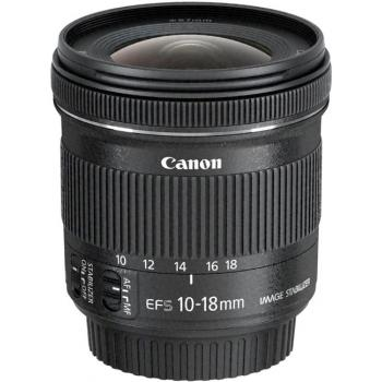 CANON EF-S 10-18MM F.4.5-5.6