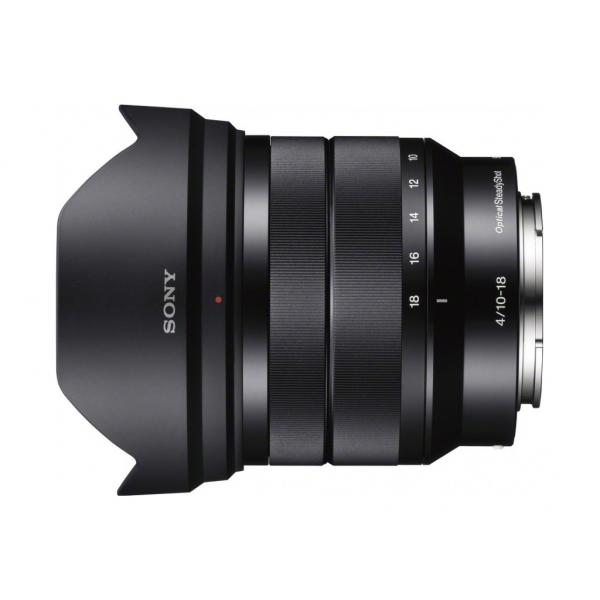 sony sel 10 18mm f 4 mount e. Black Bedroom Furniture Sets. Home Design Ideas