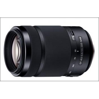 SONY SAL 55-300MM F4.5-5.6 SAM