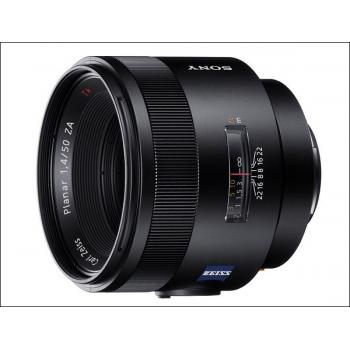 SONY SAL ZEISS PLANAR T* 50MM F.1.4 ZA