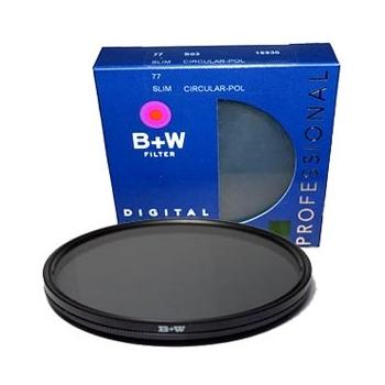 B+W POLAR. CIRC. SLIM 62MM 16925