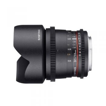 SAMYANG VIDEO 10MM T3.1 MONTURA E SONY