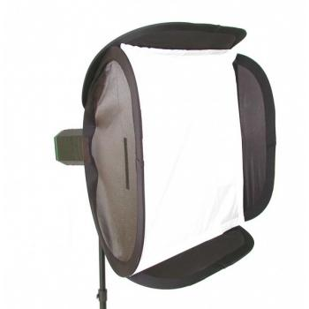 SOFTBOX PLEGABLE 60X60 CM.