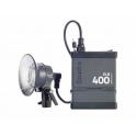 KIT ELINCHROM ELB 400 ONE ACTION HEAD TO GO    EL10412.1